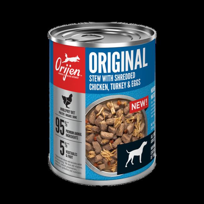 Orijen 12.8oz Original Stew Recipe