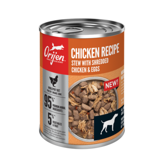 Orijen 12.8oz Chicken Stew Recipe