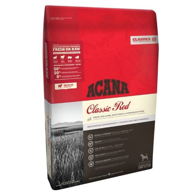 Acana Classic Red 6kg/13.2lbs