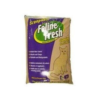 Feline Fresh 17lb Clumping Pine Formula