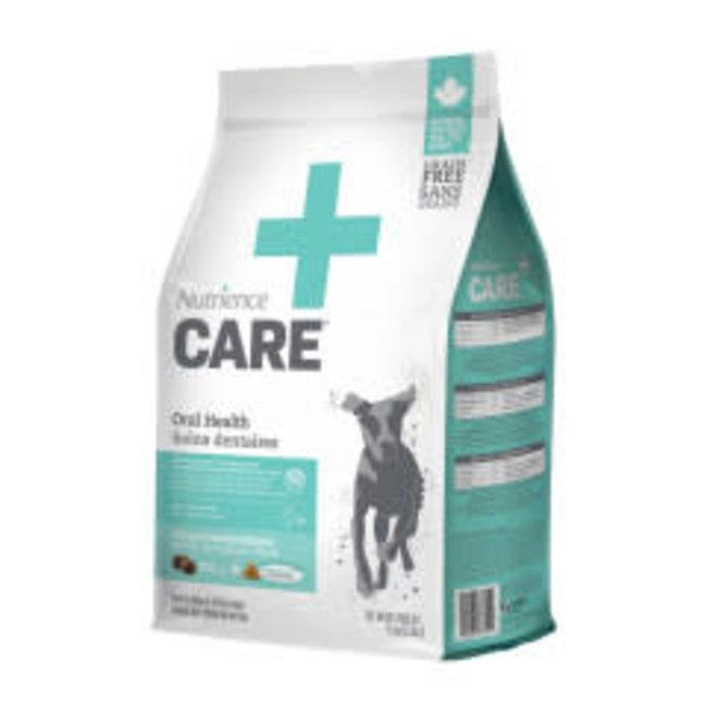 Nutrience +Care Oral Health  21lbs