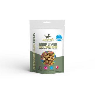 McLovin's Pet 4oz Beef Liver