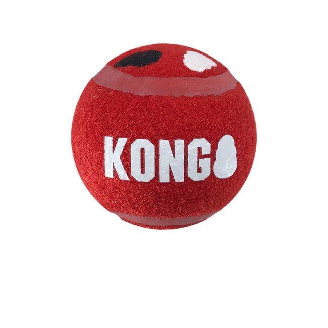 Kong 3 Pk Med Signature Sport Balls