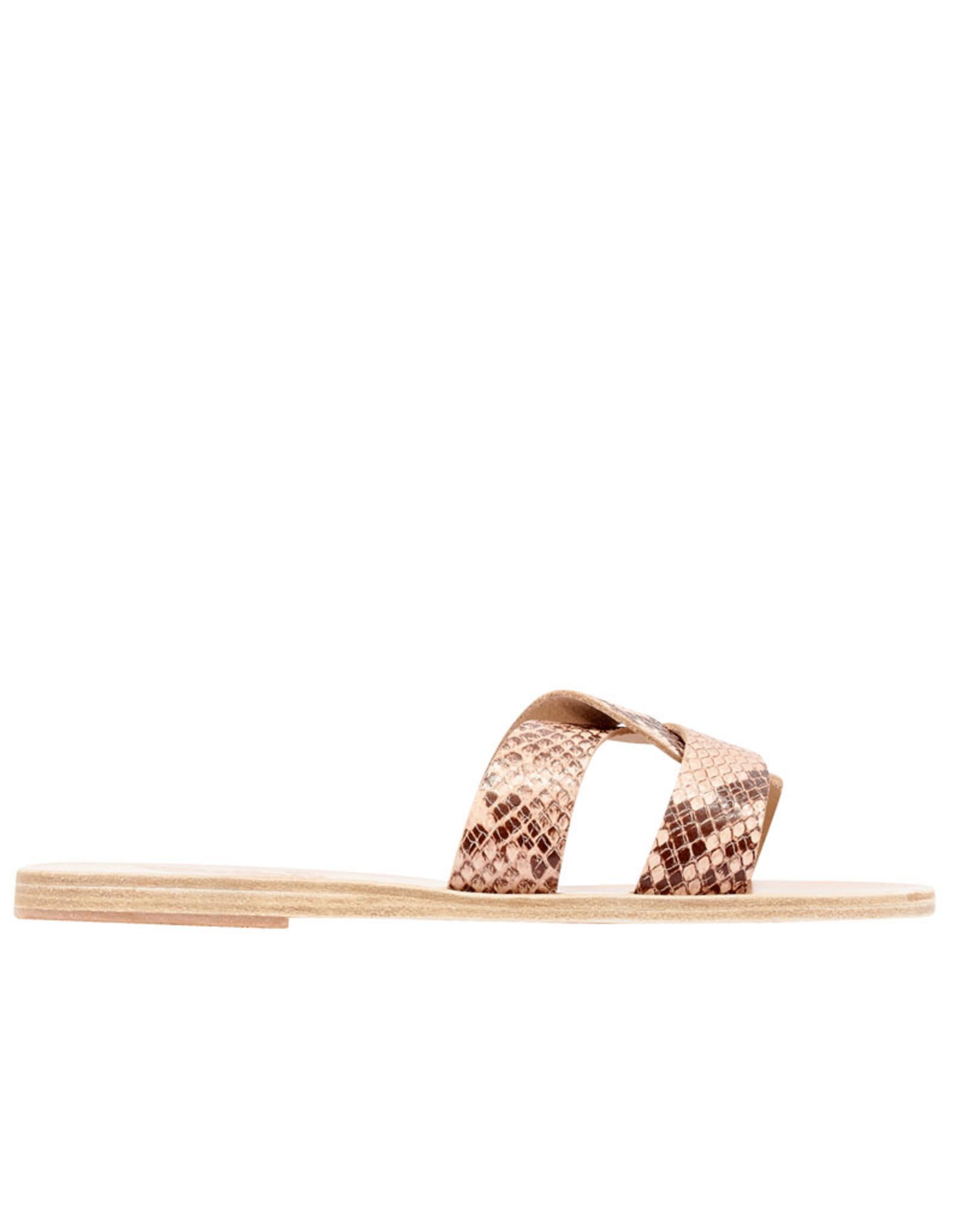 ancient greek sandals desmos sandal