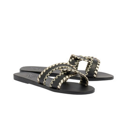 ancient greek sandals desmos stitch sandal