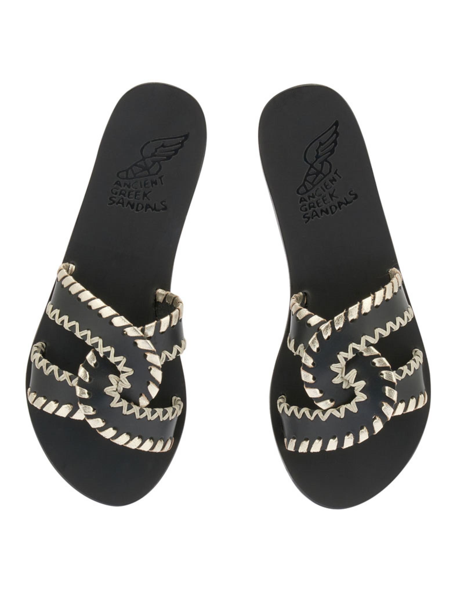 ancient greek sandals desmos stitch sandal