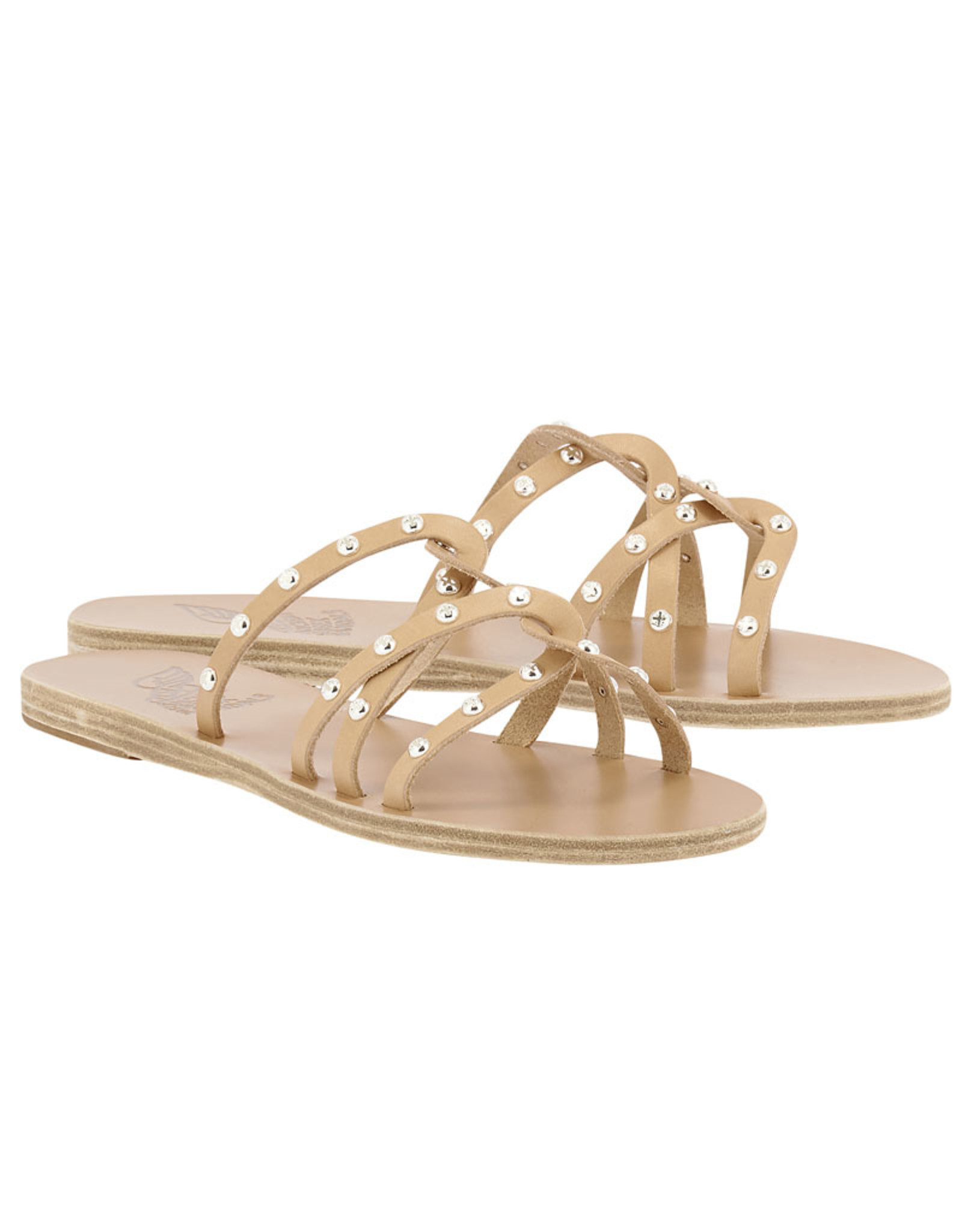 ancient greek sandals revekka rivets sandal