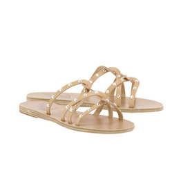 ancient greek sandals revekka rivets sandal