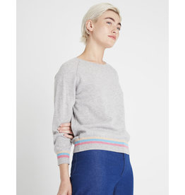 jumper 1234 mini super stripe sweater