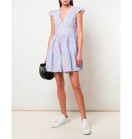 lemlem bahiri flutter sleeve dress