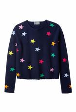 wyse aurelie scatter star sweater