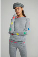 wyse luca merino star sweater