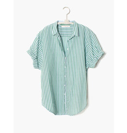 xirena channing shirt striped