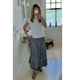 bamyan elastic waist skirt O/S