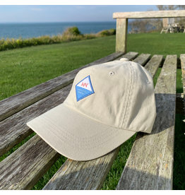 magnetic north MN twill baseball hat