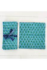 walter g scopello emerald napkins (set of 4)