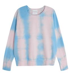 jumper 1234 tie dye sweatshirt