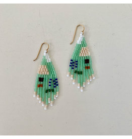alice rise es4 baby boat to birdland turquoise earrings