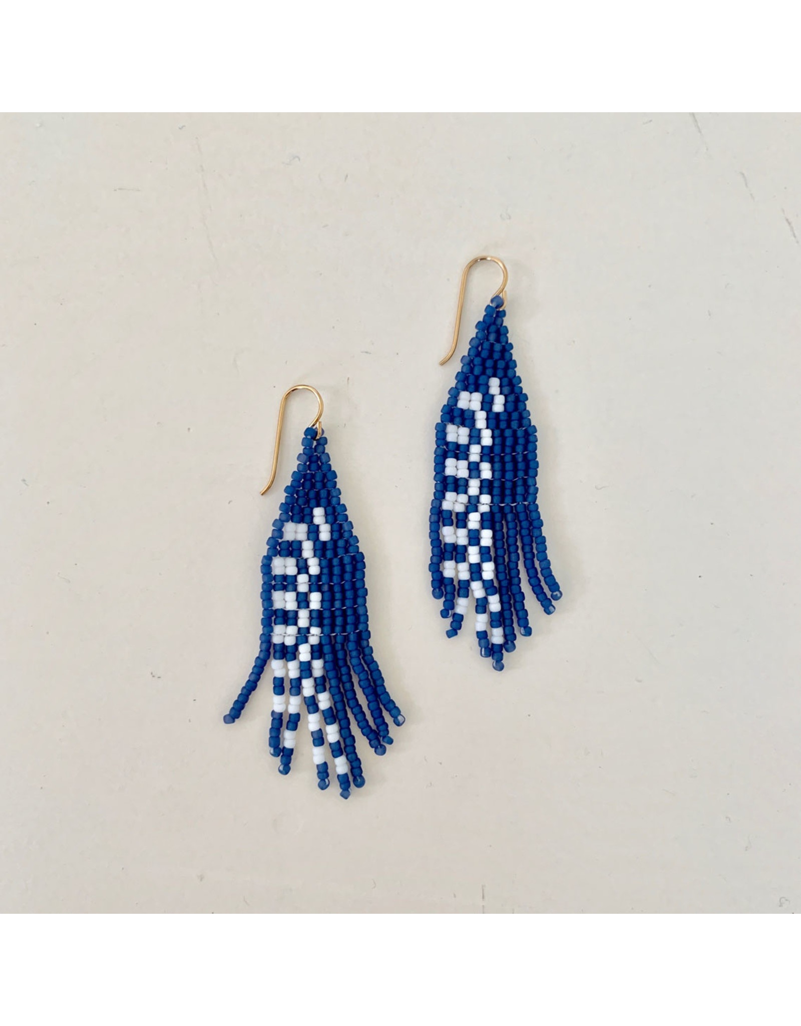 alice rise es2 baby pixel blue earrings