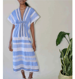 lemlem mizan long caftan dress