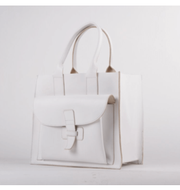 agnes baddoo sac 1 (small) white