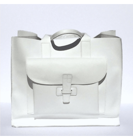 agnes baddoo sac 2 (large) white