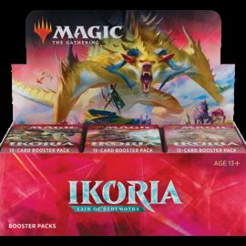 Wizards of the Coast Ikoria: Lair of Behemoths Draft Booster Box