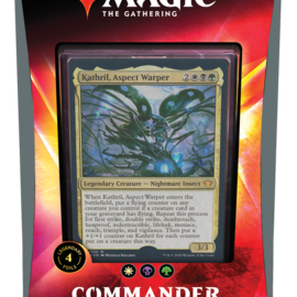 Wizards of the Coast Commander 2020 Symbiotic Swarm (White-Black-Green)