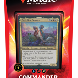 Wizards of the Coast Commander 2020 Timeless Wisdom (White-Blue-Red)