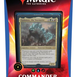 Wizards of the Coast Commander 2020 Arcane Maelstrom (Blue-Red-Green)