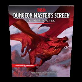 Wizards of the Coast D&D DM Screen Reincarnated