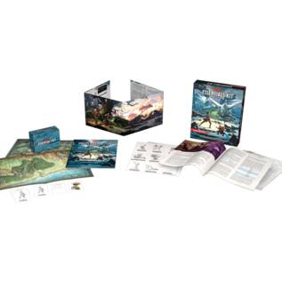 Wizards of the Coast D&D Essentials Kit