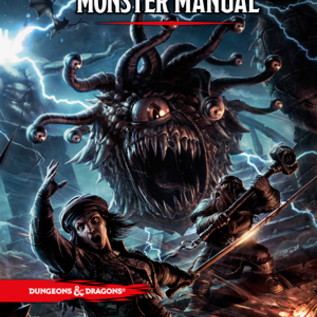 Wizards of the Coast D&D Monster Manual