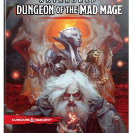 Wizards of the Coast D&D Waterdeep - Dungeon Of The Mad Mage