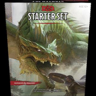 Wizards of the Coast D&D Starter Set