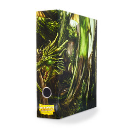 Dragon Shield Dragon Shield: Slipcase Binder Green