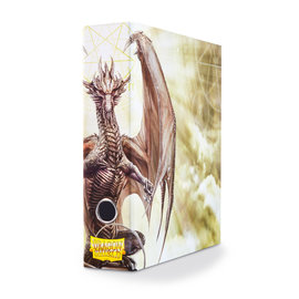Dragon Shield Dragon Shield: Slipcase Binder White
