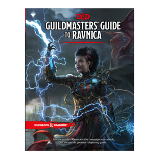Wizards of the Coast D&D Guildmasters Guide To Ravnica
