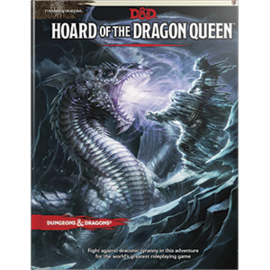 Wizards of the Coast D&D Hoard Of The Dragon Queen