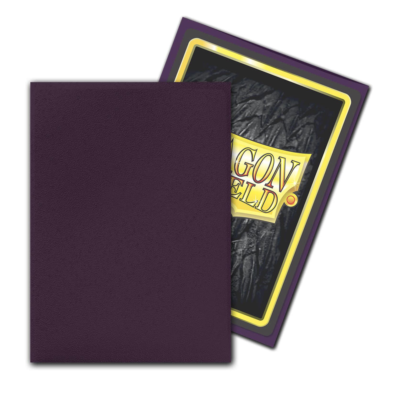 Arcane Tinmen Dragon Shield Matte Non-Glare Purple