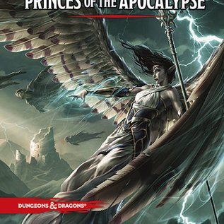 Wizards of the Coast D&D Princes Of The Apocalypse