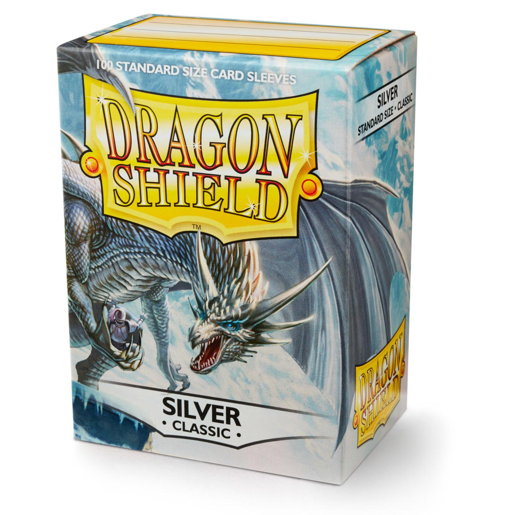 Arcane Tinmen Dragon Shield Classic Silver