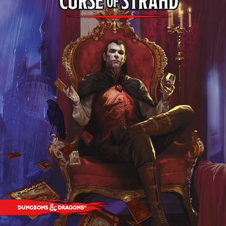Wizards of the Coast D&D Curse Of Strahd