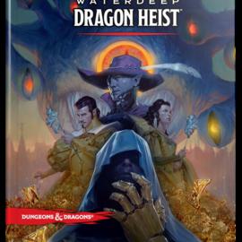 Wizards of the Coast D&D Waterdeep - Dragon Heist