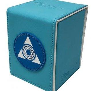 Ultra Pro Azorius Guild Alcove Flip Box - Ultra Pro
