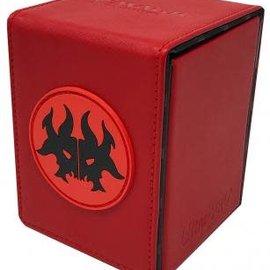 Ultra Pro Rakdos Guild Alcove Flip Box