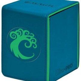 Ultra Pro Simic Guild Alcove Flip Box