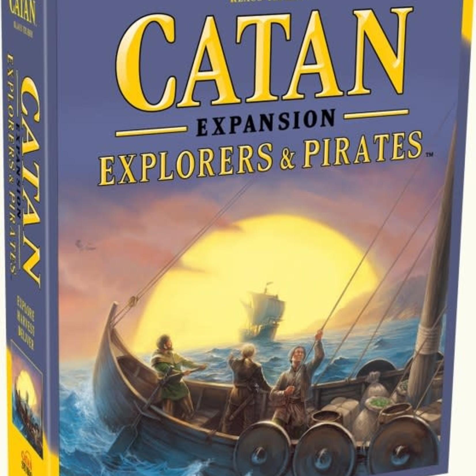 Asmodee Catan Explorers & Pirates