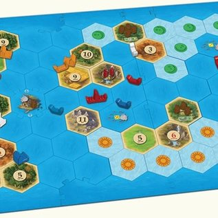 Asmodee Catan Explorers & Pirates