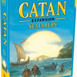 Asmodee Catan Seafarers